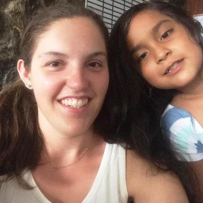 Kieran T in Ecuador